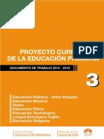 Bloque 3 Proyecto Curricular Educ Primaria