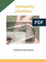community solutions-2