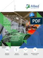 Allied Reliability CBM Brochure Spanish