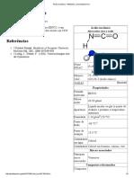Ácido Isociânico – Wikipédia, A Enciclopédia Livre