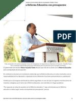 14-05-2019 Guerrero a Favor de La Reforma Educativa Con Presupuesto