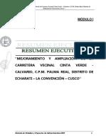 Informe Carretera Cusco