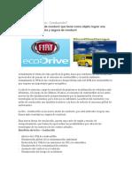Eco Conduccion