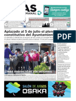 Mijas Semanal Nº 843 Del 14 al 20 de junio de 2019