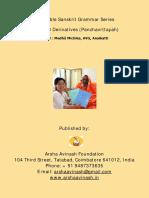 Sanskrit Volume3