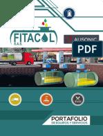 Brochure y Complementos Equipos y Servicios Fitacol s.a.s - Alisonic