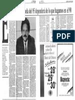 Edgard Romero Nava - La Venezuela Del 95 Dependera de Lo Que Hagamos en El 90 - Diario Reporte Edicion Aniversaria - 06.1990