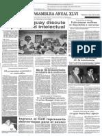 Fedecamaras Asamblea Anual XLVI - El Siglo 20.07.1990