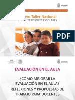6Presentación Taller Evaluación