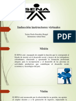 Inducción instructores virtuales