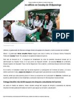 20-05-2019 Inaugura Astudillo Nuevo Edificio en Conalep de Chilpancingo.