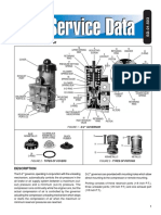 Governor D-2 Service Manual