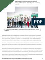 21-05-2019 Se pronuncia Héctor Astudillo Flores por transparentar entrega de plazas a docentes.