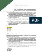 Aporte 1 y 2 Paralelo a. Historia de La Psicología