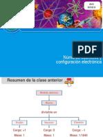 Numeros Cuanticos y Configuración Electrónica