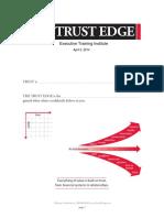 Trust Edge