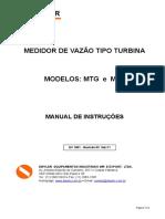 Ev1901 - Manual Turbina