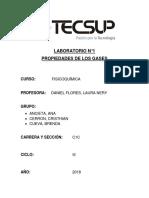 FISICOQUÍMICA_LABORATORIO N° 1