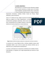 Faja Subandina y Llanura Amazónica