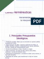 Apuntes de Hermeneutica Luis Alonso Schokel