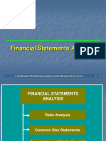 226912584 Financial Ratio Analysis Best PPT