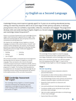 25127 Cambridge Primary Maths Curriculum Outline