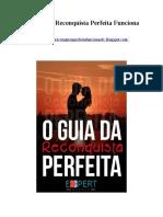 → Guia Da Reconquista Perfeita Funciona