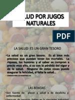 Salud Por Jugos Naturales 1