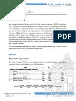 Ejercicios Formulación y Evaluación