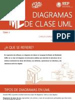 Diagramas de Clase Uml