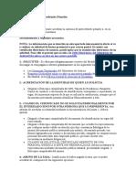 FAQ Certificado de Antecedentes Penales