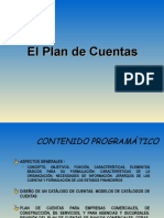 Plan Cuentas