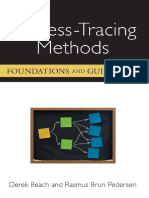 2013  Process-Tracing Methods - Foundations and Guidelines.pdf
