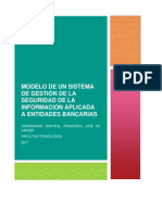 MODELO DE UN SISTEMA DE GESTION