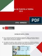 PPT SISTEMAS DE PUESTA A TIERRA 2015.pptx