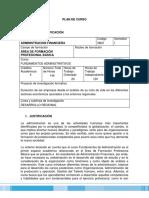 Plan de Curso Fund. de Administración i (1)