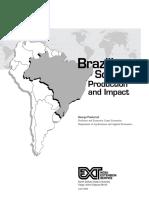 Soybean Production in Brazil