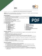 Sistemas IQ Asistente de Ingeniero de Aplicaciones