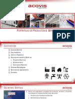 Portafolio de Productos & Servicos v6.0