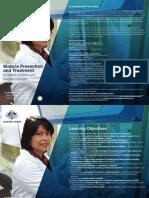 Brochure Malaria Prevention and Treatment NTT