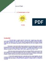 A Cromoterapia e a Luz