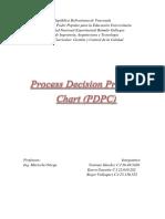 PDPC Control de Calidad