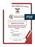 Diagrama Causal de La Posta de Yanahuara