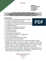 OO Seguridad Presidencial Asamble Nacional Constituyente Plaza Bolivar Chávez 14JUN19