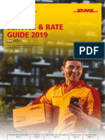 Dhl Express Rate Transit Guide in En