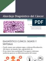 Abordaje Diagnóstico Del Cáncer FINAL