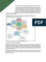 Tema N° 05 Modelos de gestión por competencias y análisis y descripción de puestos de trabajo