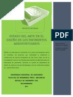 Estado Del Arte Diseno Pavimentos Aeropu Unlocked