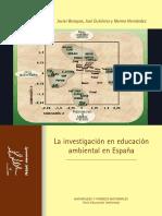 Investigacion Educacion Ambiental Espana Tcm30 167492