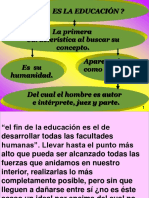Pedagogía I